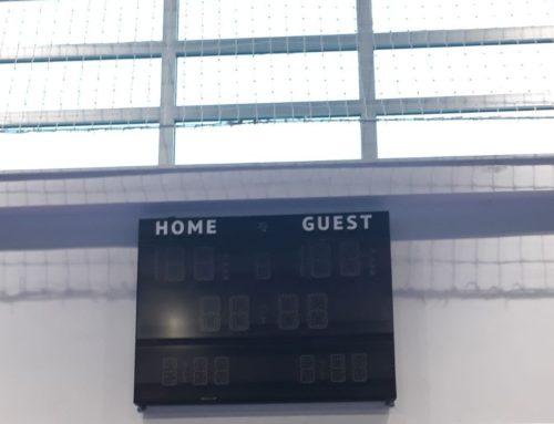 U školskoj dvorani ugrađen semafor za sportske rezultate