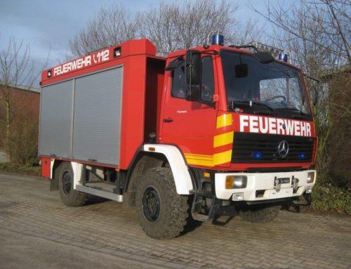 Novo vozilo za Dobrovoljno vatrogasno društvo Lovreć