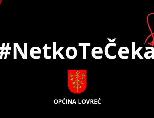 Kampanja #NetkoTeČeka