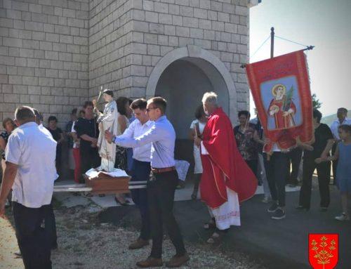 Proslava sv. Stjepana na Dobrinču