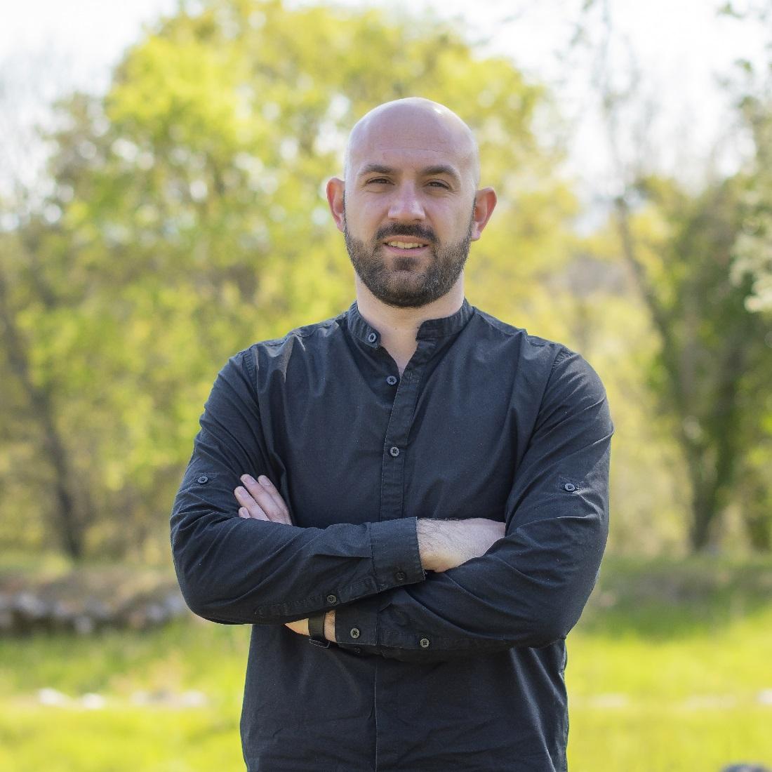 Mario Cikojević, dr. met. vet.