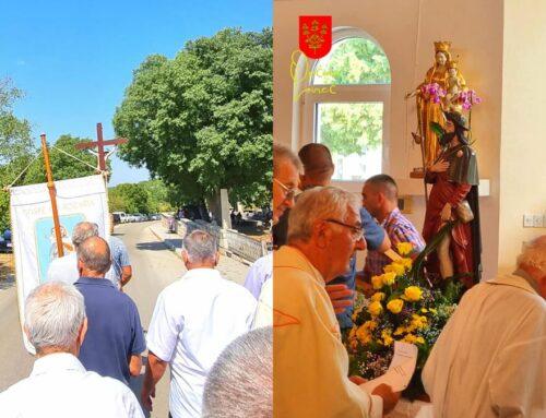 Proslavljen blagdan sv. Roka u Medovu Docu